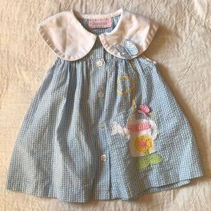 Other - Vintage style gingham sun dress